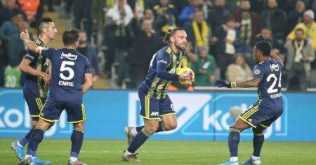 Fenerbahçe - Gençlerbirliği Süper Lig maçı özeti golleri!