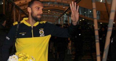 Fenerbahçe kafilesi Sivas'ta