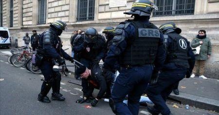 Fransa'da polis şiddetinin bilançosu ağır