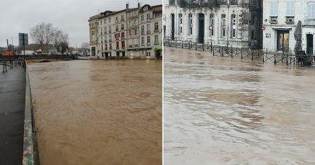 Fransa'da sel felaketi: 2 ölü, 5 yaralı