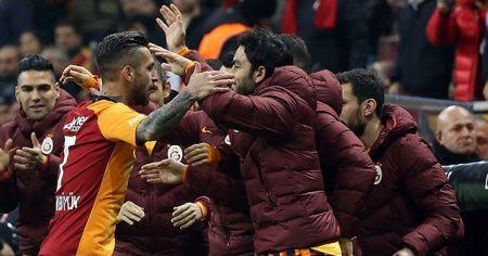 Galatasaray'da 4 maçlık galibiyet hasreti bitti