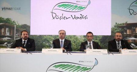 Galatasaray ile Emlak Konut GYO arasında yeni anlaşma
