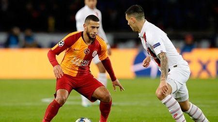 Galatasaray yönetimi, menajeriyle bir araya geldi