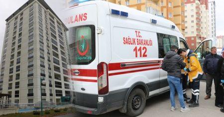 Genç hakim 13 katlı binanın terasından düşerek öldü