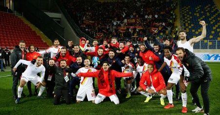Göztepe ligde son 3 deplasman maçını kayıpsız geçti