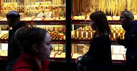 Gün sonu altın kapanış fiyatları