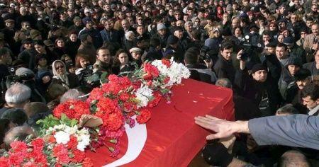 Hablemitoğlu suikastıyla ilişkili şüpheli Ukrayna'da yakalandı