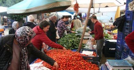 Havalar soğudu, sebze ve meyvede fiyatlar arttı