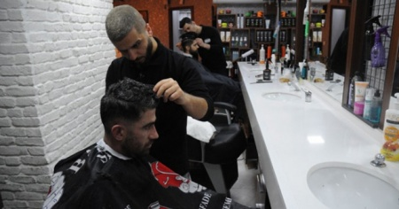 İlginç kampanya! Saç kestirene Ukrayna tatili