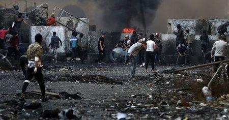 Irak'ta göstericilere ateş açıldı! Çok sayıda ölü ve yaralı var