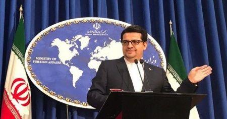 İran Dışişleri Bakanlığı: Tutuklu takasına hazırız