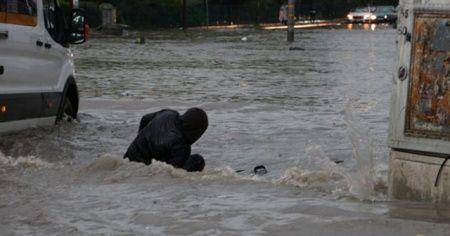 Isparta için yağış, sel ve su baskını uyarısı