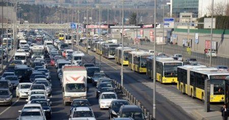 İstanbul'da bazı yollar trafiğe kapalı olacak