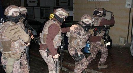 İstanbul'da uyuşturucu satıcılarına yönelik operasyon: 103 şüpheli gözaltına alındı