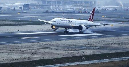 İstanbul'daki havalimanlarından 11 ayda 96 milyon yolcu seyahat etti