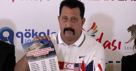 Kıbrıslı Türkten yeni dünya rekoru denemesi