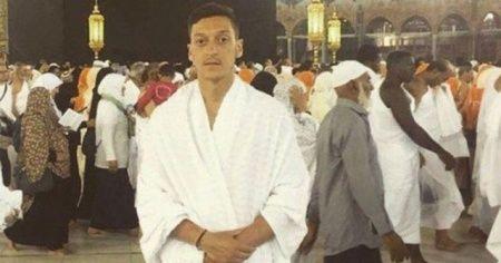 Mesut Özil'den Doğu Türkistan açıklaması