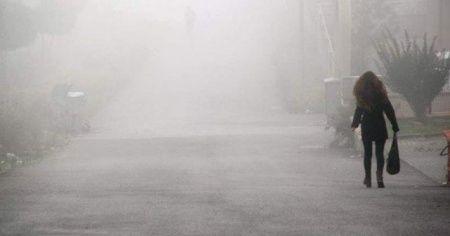 Meteorolojiden kar, pus ve sis uyarısı