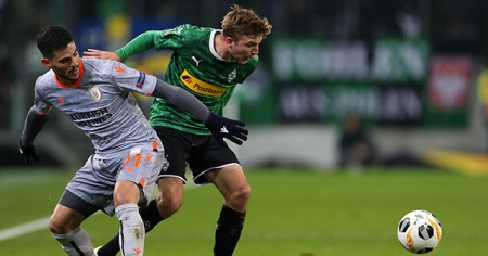 Mönchengladbach- Başakşehir maçı canlı