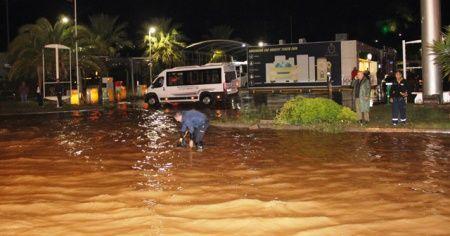 Muğla'da yaşayanlar dikkat! Meteoroloji'den yağış uyarısı