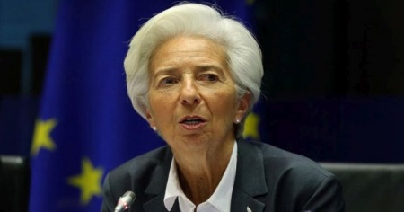 Piyasaların gözü Lagarde'ın ilk toplantısında sergileyeceği iletişimde
