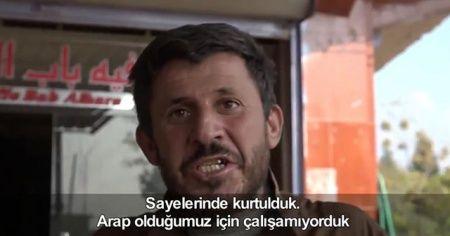 Rasulaynlı esnaftan Türk Ordusuna teşekkür