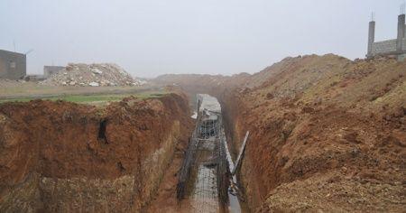 Resülayn'da PKK/YPG'ye ait yeni bir tünel daha tespit edildi