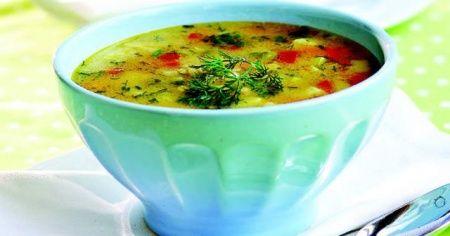 Sebze çorbası yapımı ve Sebze çorbası nasıl yapılır, Sebze çorbası tarifi, Sebze çorbası kalori ne kadar