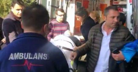 Selahattin Demirtaş'ın ailesi kaza geçirdi