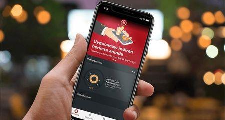 Simit Sarayı'ndan mobil sadakat uygulaması