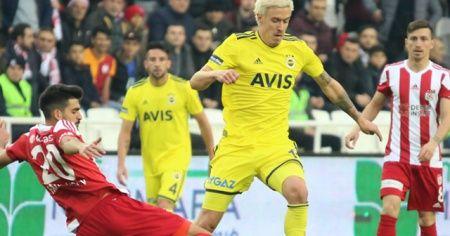 Sivasspor, Fenerbahçe'yi 3-1 mağlup etti