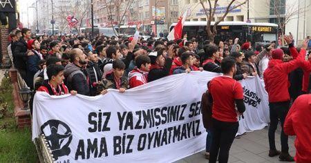 Sivasspor taraftarlarında büyük coşku