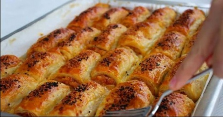 Sodalı börek tarifi sodalı çıtır börek nasıl yapılır ve yapımı