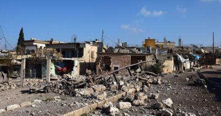 Sokotra Adası'nı fırtına vurdu