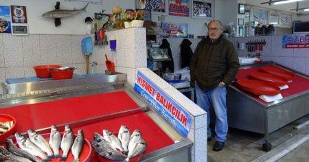 Trabzon'da hamsinin kilosu 20 TL'yi gördü
