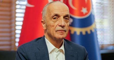 Türk-İş'te Ergün Atalay güven tazeledi