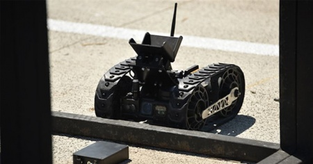 Türkiye'nin 'mini askerleri' göreve hazırlanıyor, görüntüleri paylaşıldı