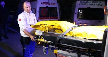 Türkiye'ye kaçak girdi! Kaçak ocakta öldü