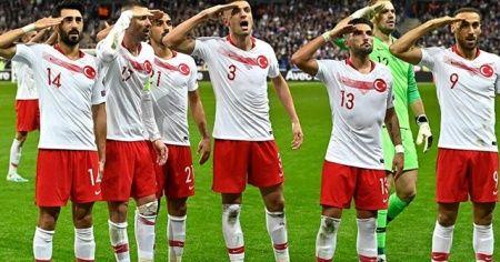 UEFA'dan asker selamı kararı!