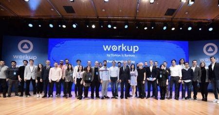 Workup Girişimcilik Programı 5. dönem mezunlarını verdi