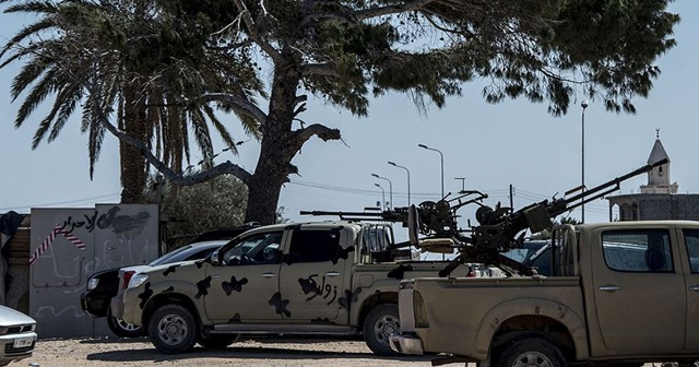 'Darbeci Hafter saldırılarına devam etmek için hazırlanıyor'