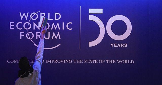 """""""Davos'tan Türkiye için güzel haber"""""""