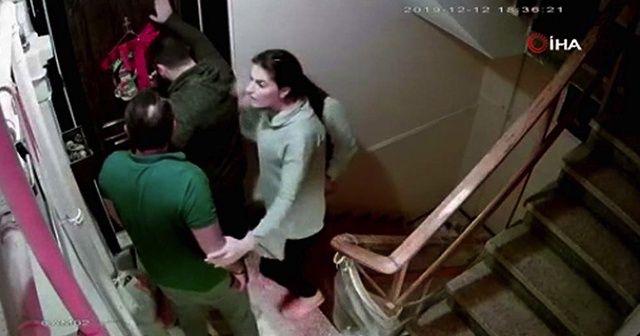 """""""Gürültü yapmayın"""" mesajı üzerine ev basan baba ve oğullara hapis talebi"""