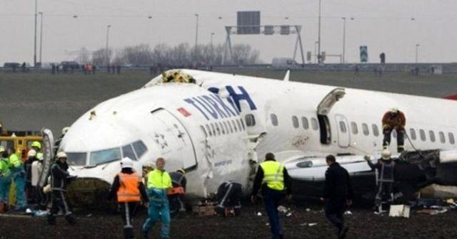 11 yıl önce düşen THY uçağı ile ilgili şok iddia!