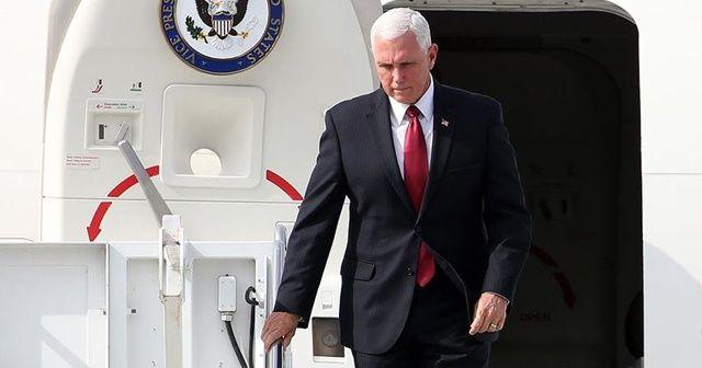 ABD Başkan Yardımcısı İsrail'e gidiyor