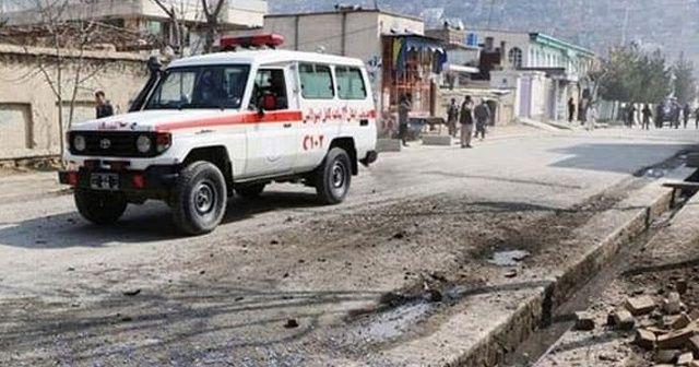 Afganistan'da düğüne el bombası atıldı: 20 yaralı