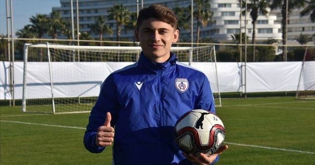 Altınordu'nun yeni yıldız adayı Ravil Tagir'in hedefi Real Madrid'de oynamak