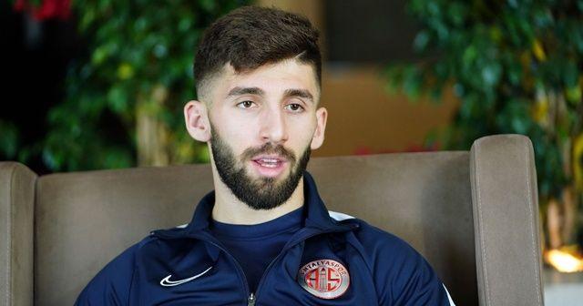 Antalyaspor'un genç yıldızı: Türkiye'nin en iyisi Emre Belözoğlu