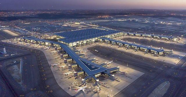 Avrupa'nın zirvesinde İstanbul Havalimanı yer aldı