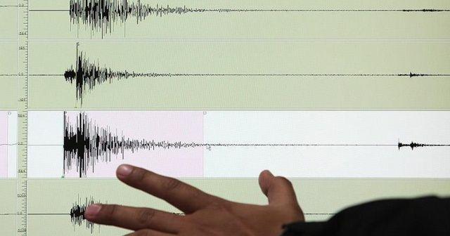 Aydın'da korkutan deprem